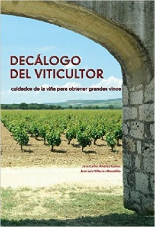 Dec logo del viticultor cuidados de la vi a para obtener for Cuidados de la vinca