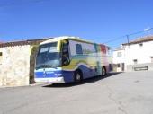 Ruta 14 del Bibliobús 1: Tordesilos - Hombrados - Morenilla - Castellar
