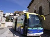 Ruta 07 del Bibliobús 2: Auñón-Alhóndiga-Peñalver