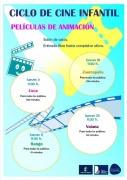 """25 de julio: """"Vaiana"""" // Ciclo de cine infantil: películas de animación"""