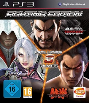 FIGHTING EDITION PARA PLAYSTATION 3